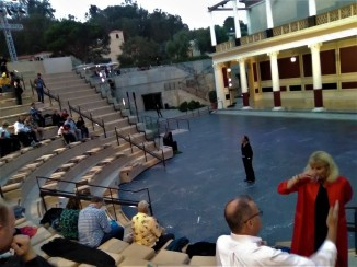 Getty Villa - Amphitheater2