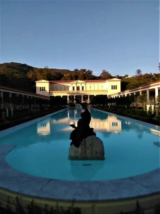 Getty Villa - Pool3