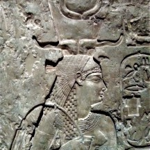 20 - Relief of Arsinoe II