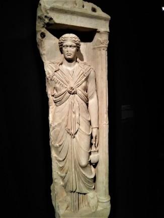 25 - Gravestone of Alexandra, Priestess of Isis