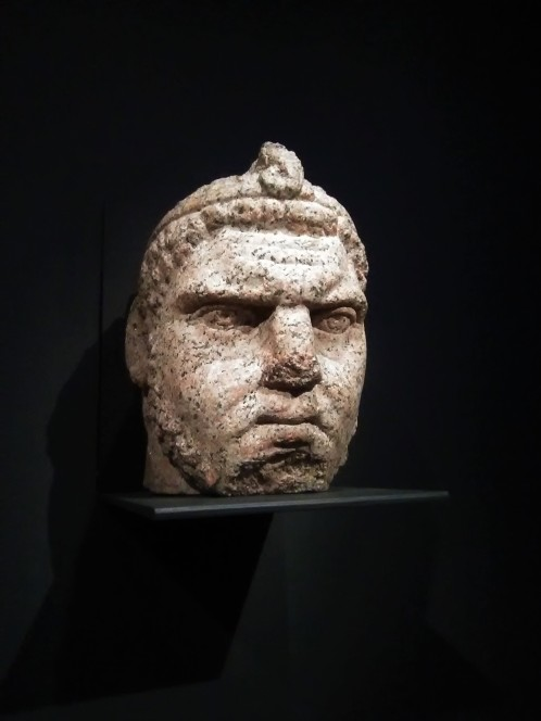 50 - Head of Caracalla